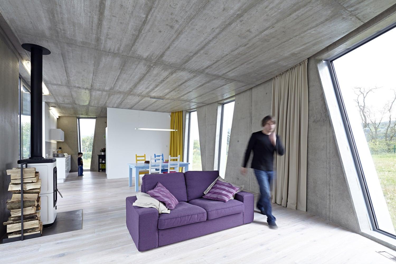 caraa zero energy house