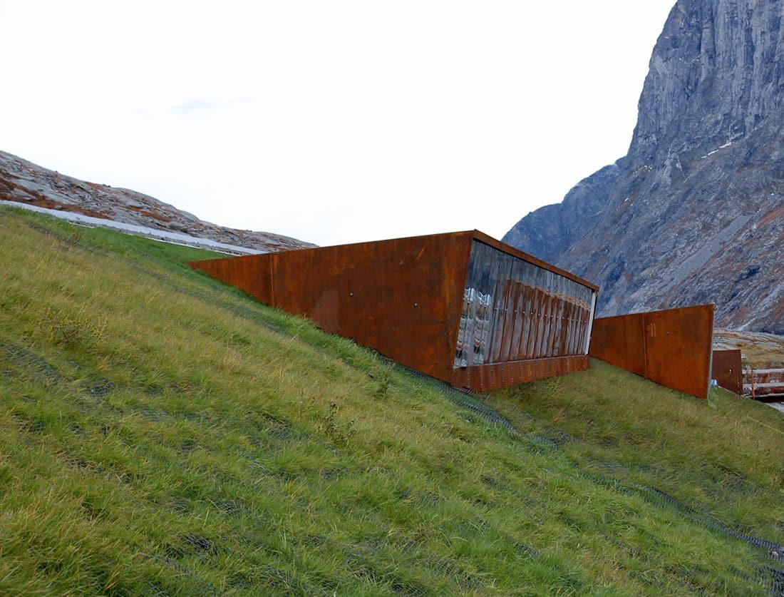 National Route Trollstigen [archiseeds] National Route Trollstigen by Reiulf Ramstad Architects and Oslo Norway