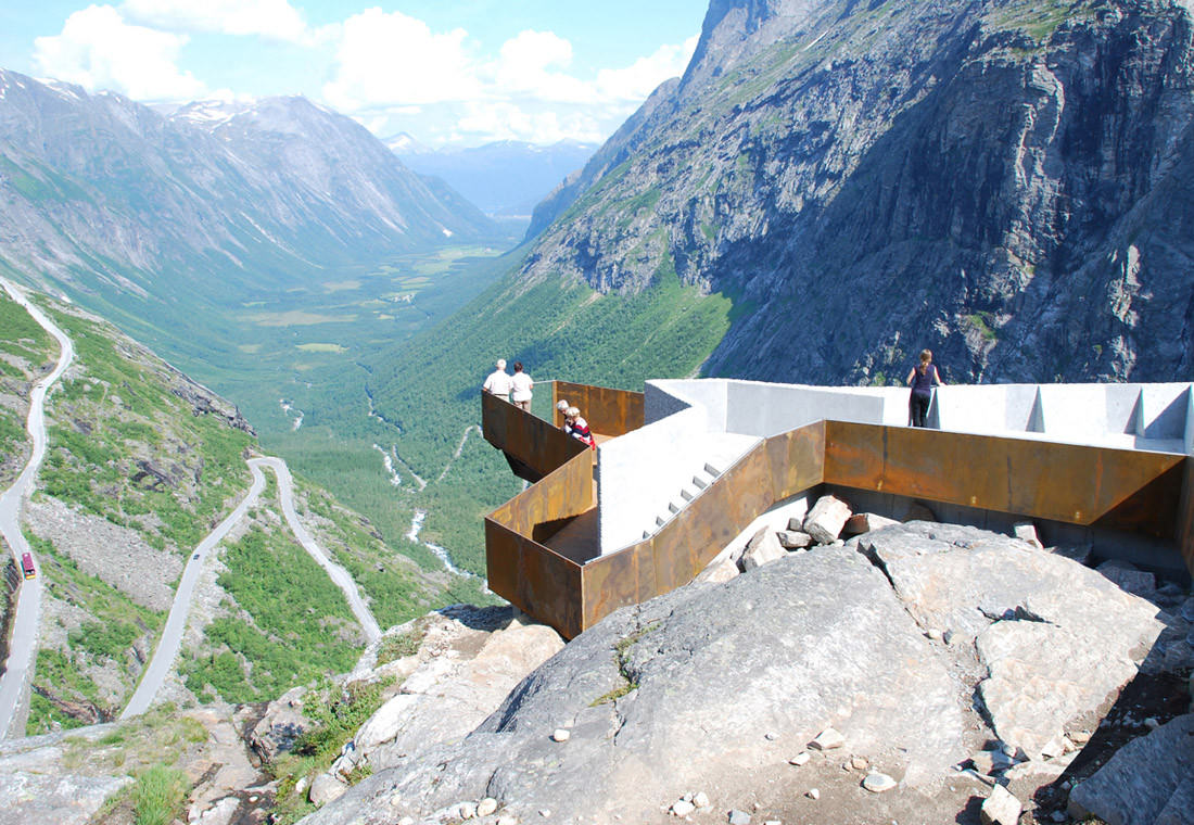 National Route Trollstigen