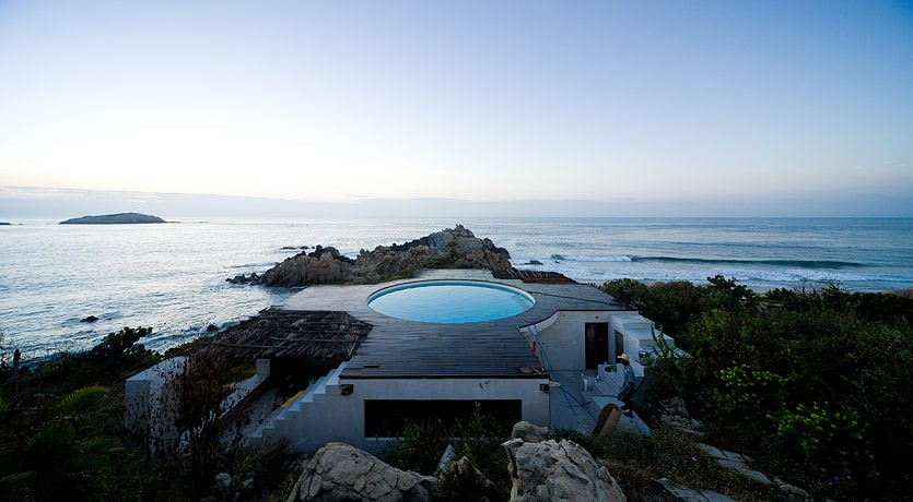 Observatory House [archiseeds] Observatory and Pool House by Tatiana Bilbao and Gabriel Orozco