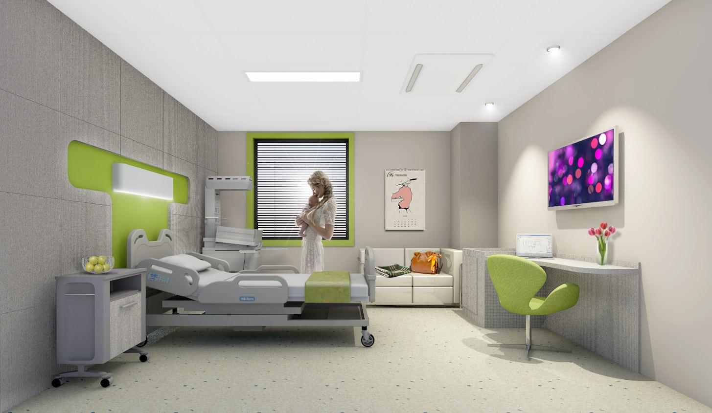 GAGUA CLINIC – Maternity Hospital