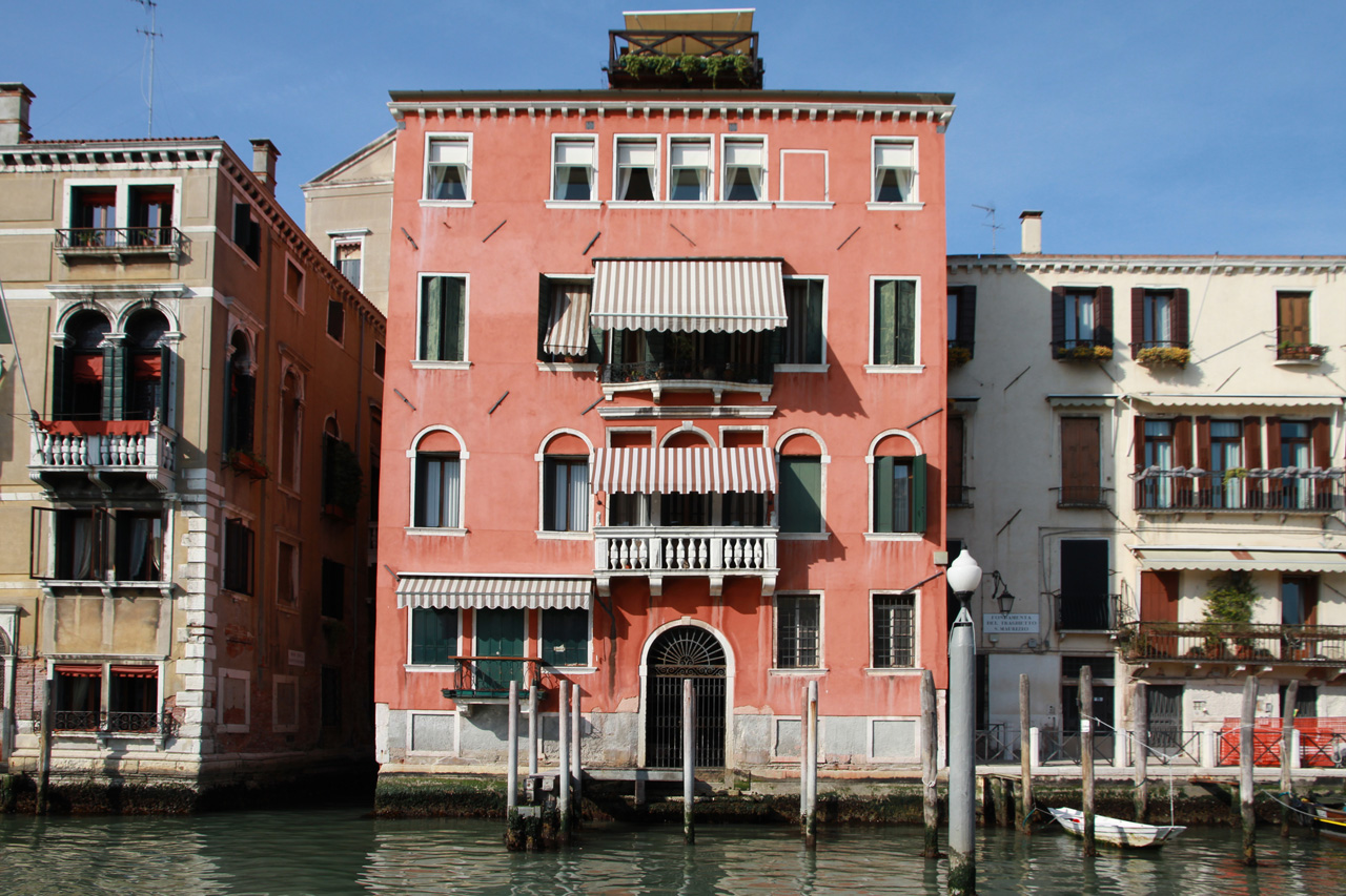 This is why venice is the most beautiful city in the world for Is architecture