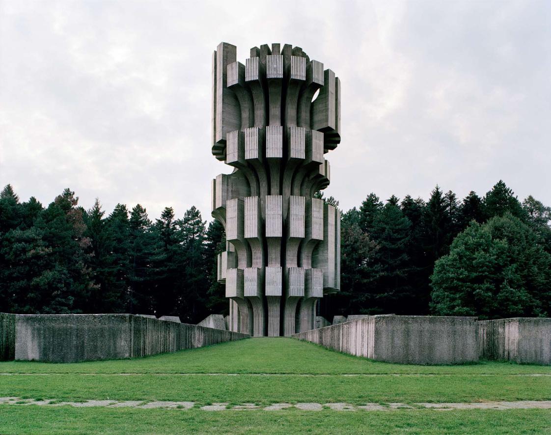 Jugoslavia architecture
