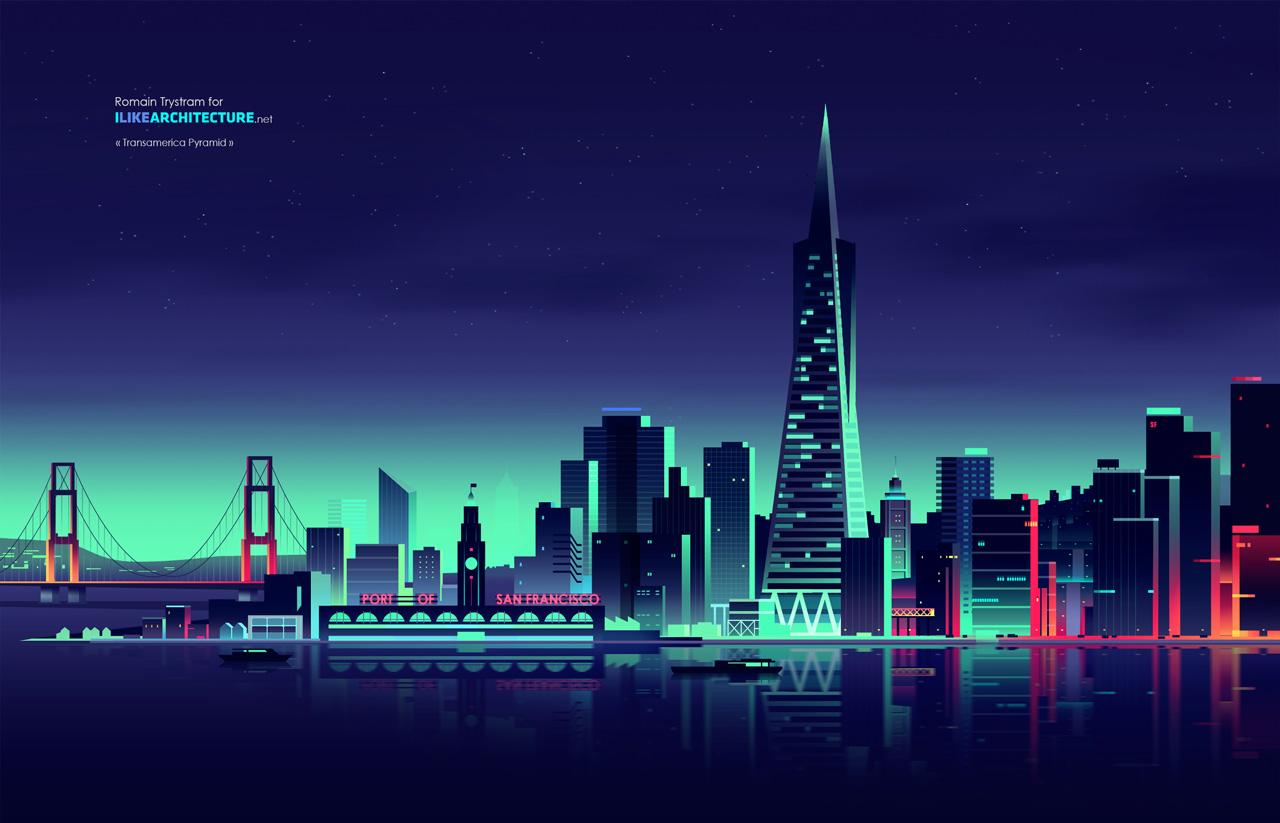 Transamerica-Pyramid-San-Francisco-ILikeArchitecture
