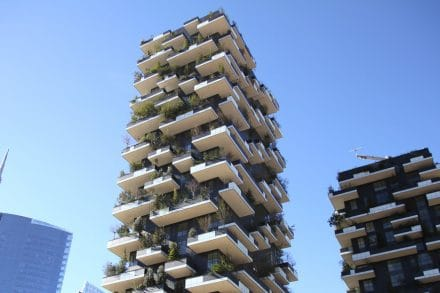 vertical forest milan