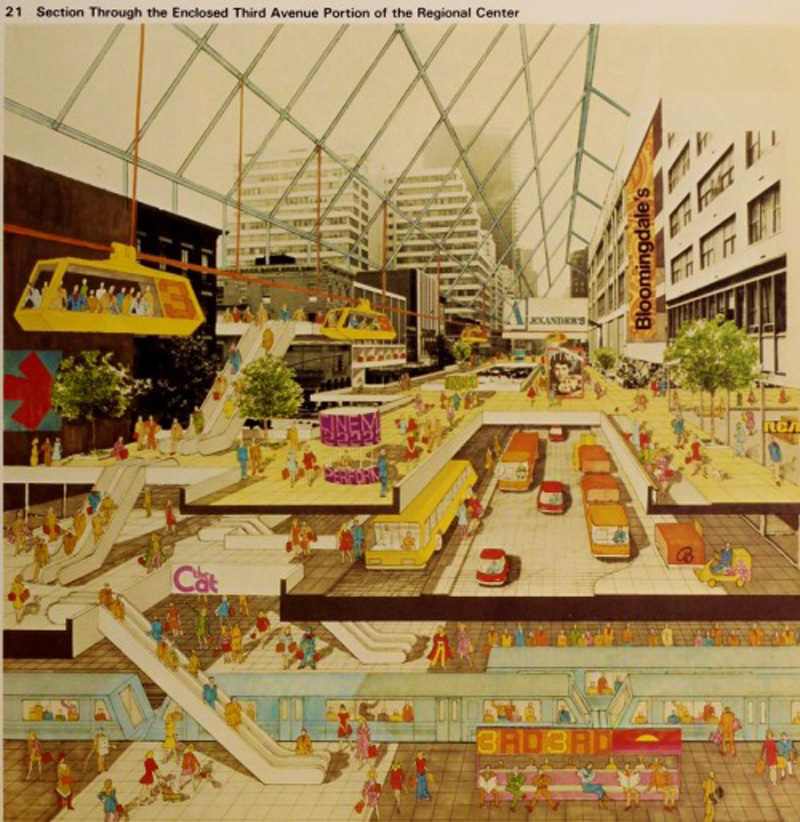 Plan-for-East-Manhattan-by-Ulrich-Franzen.-From-Evolving-City--Urban-Design-Proposals-(1974)-by-Peter-Wolf-and-sponsored-by-the-Ford-Foundation.