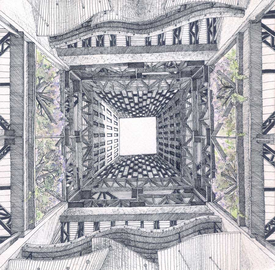 Architectural Tumblr Architectural Review Drawings Folio