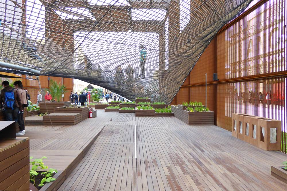 Brasil Pavilion a