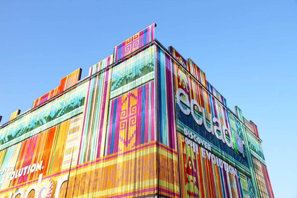 Ecuador Pavilion - EXPO Milano 2015