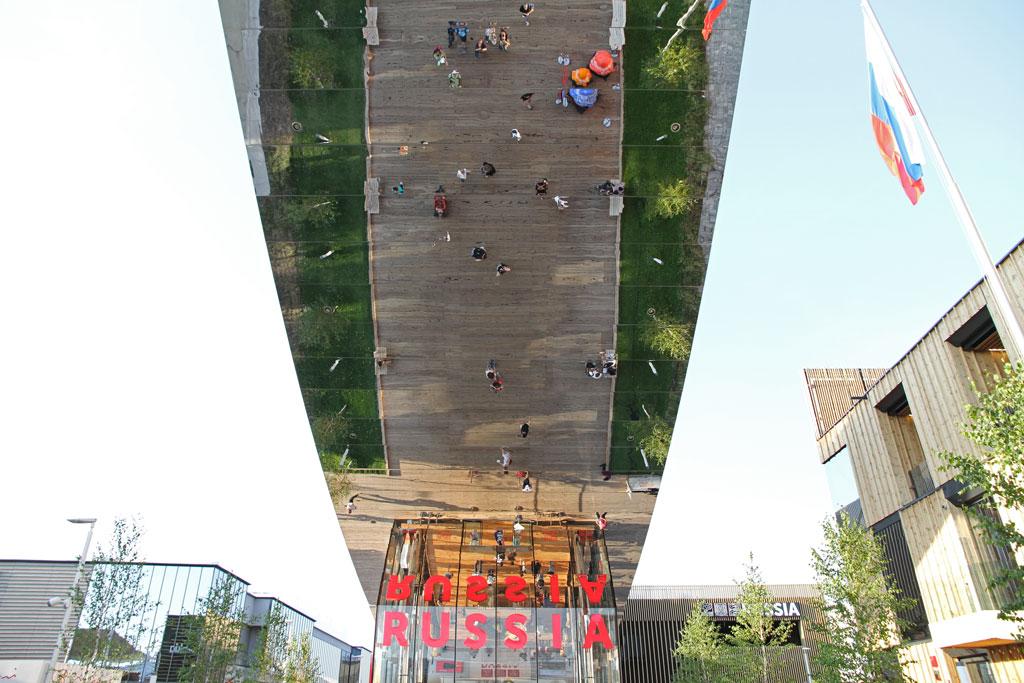 Russia Pavilion - EXPO Milano 2015