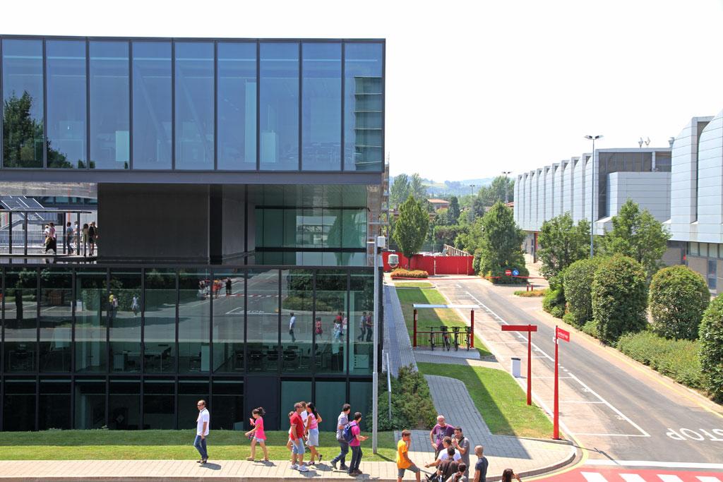 Ferrari Headquarters in Maranello (1)