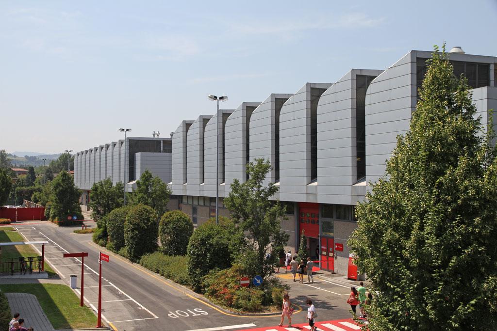 Ferrari Headquarters in Maranello (2)