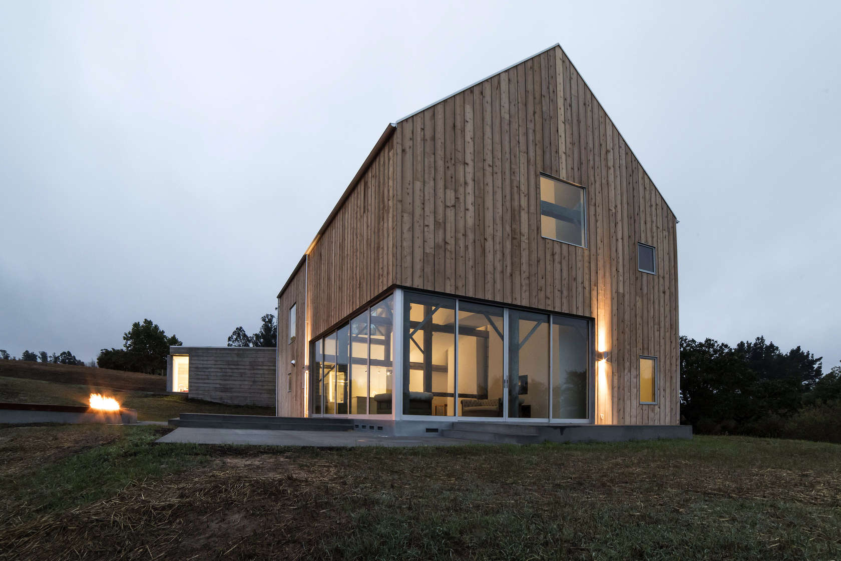 Wood Home Designs: Wooden Houses: A Series Of Residential Buildings That
