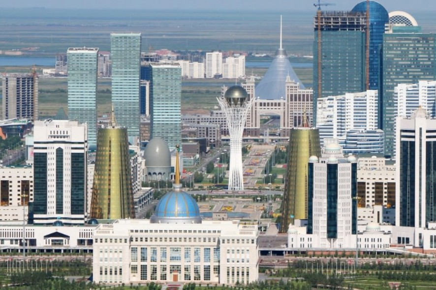 Architecture in astana kazakhstan archiobjects for Office design kazakhstan