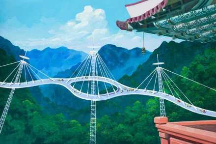 north korean architects