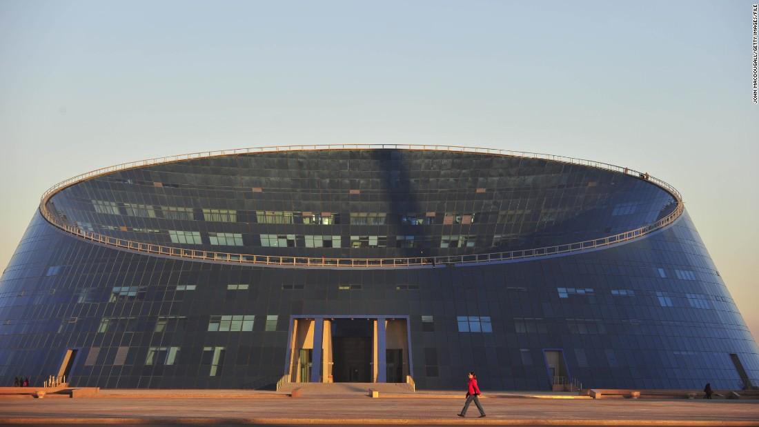 astana-architecture