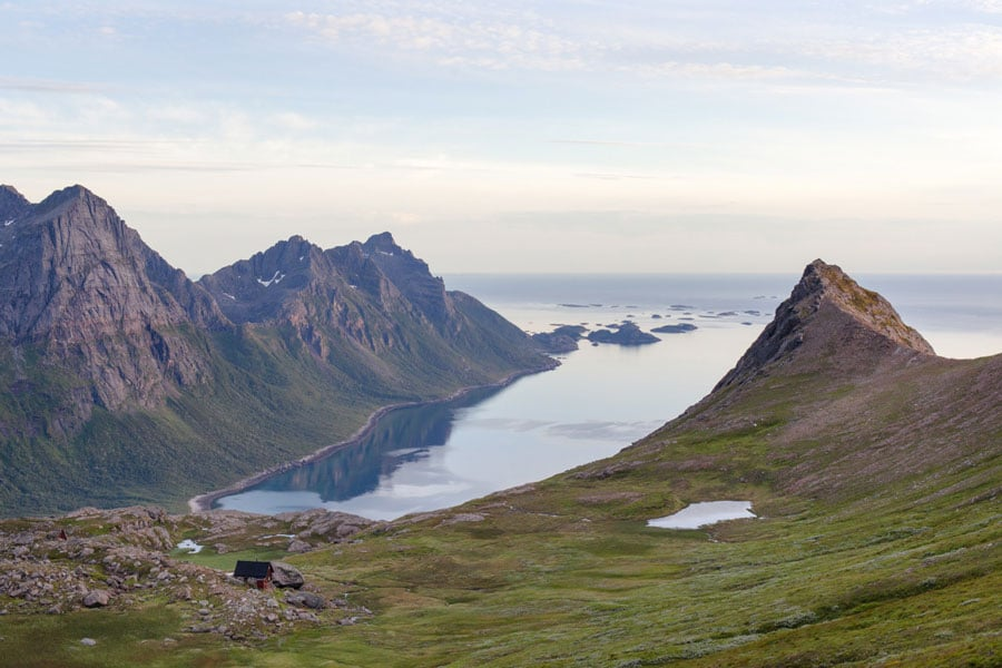 Cabin-in-Nordland,-Norway