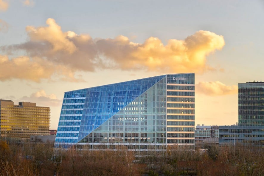 Edge Amsterdam Office