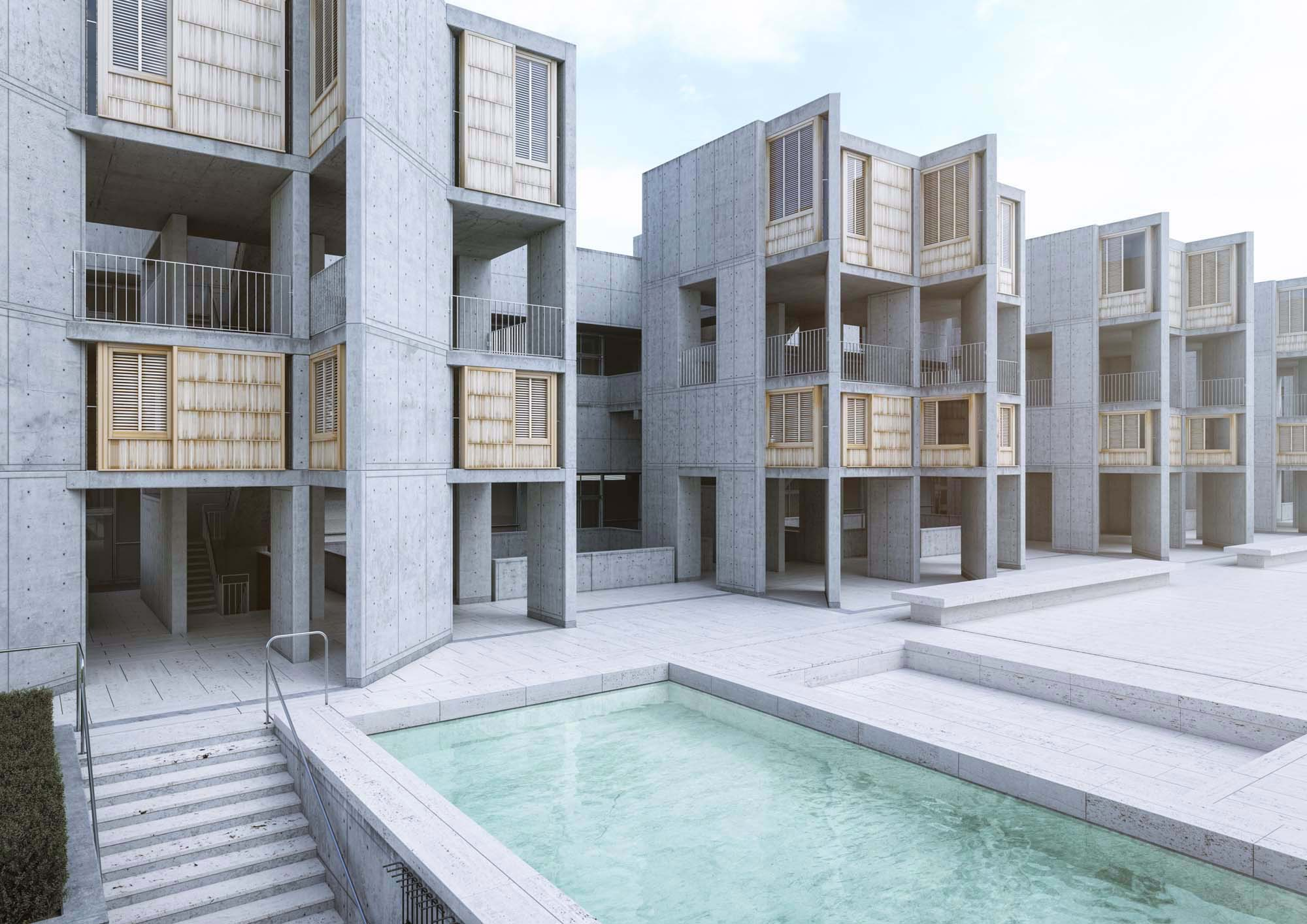 louis kahn salk institute