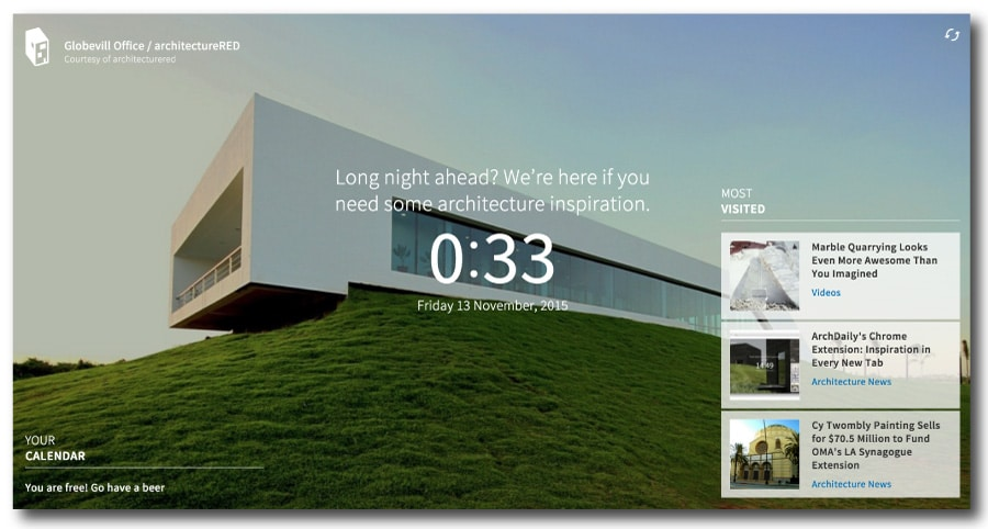 architecture-google-chrome-extension
