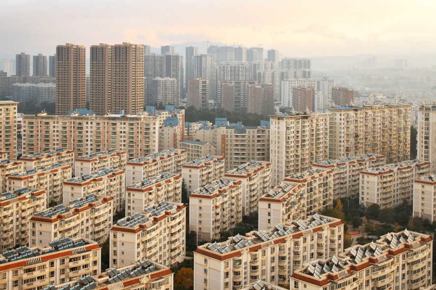 Chinese Ghost Cities Their Genesys And The Current Situation