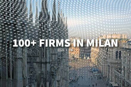 Architecture firms Milan