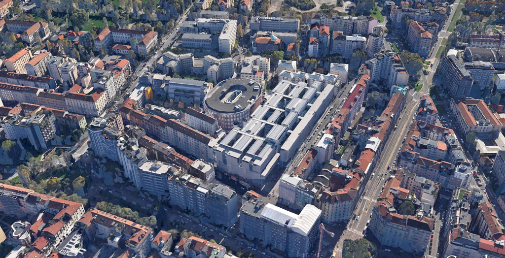 Bocconi university architecture