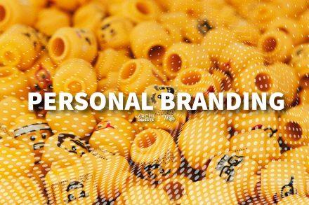 Personal branding Architecture