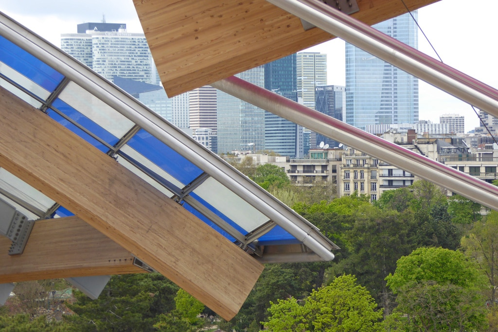 Foundation Louis Vuitton Paris