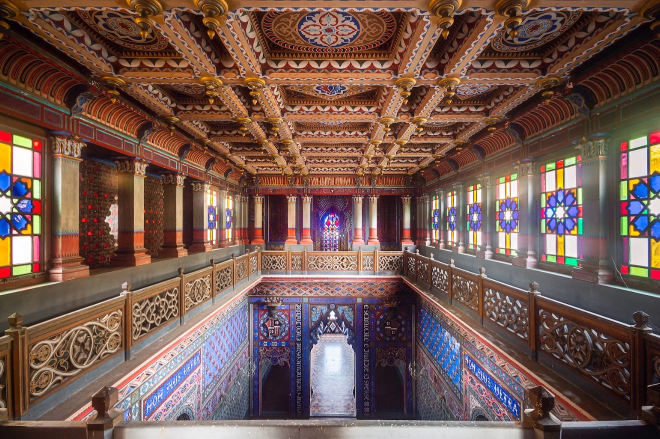 Sammezzano Castle An Incredible Abandoned Place In Italy