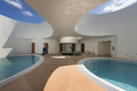 La Esperanza School Therapeutic Pools