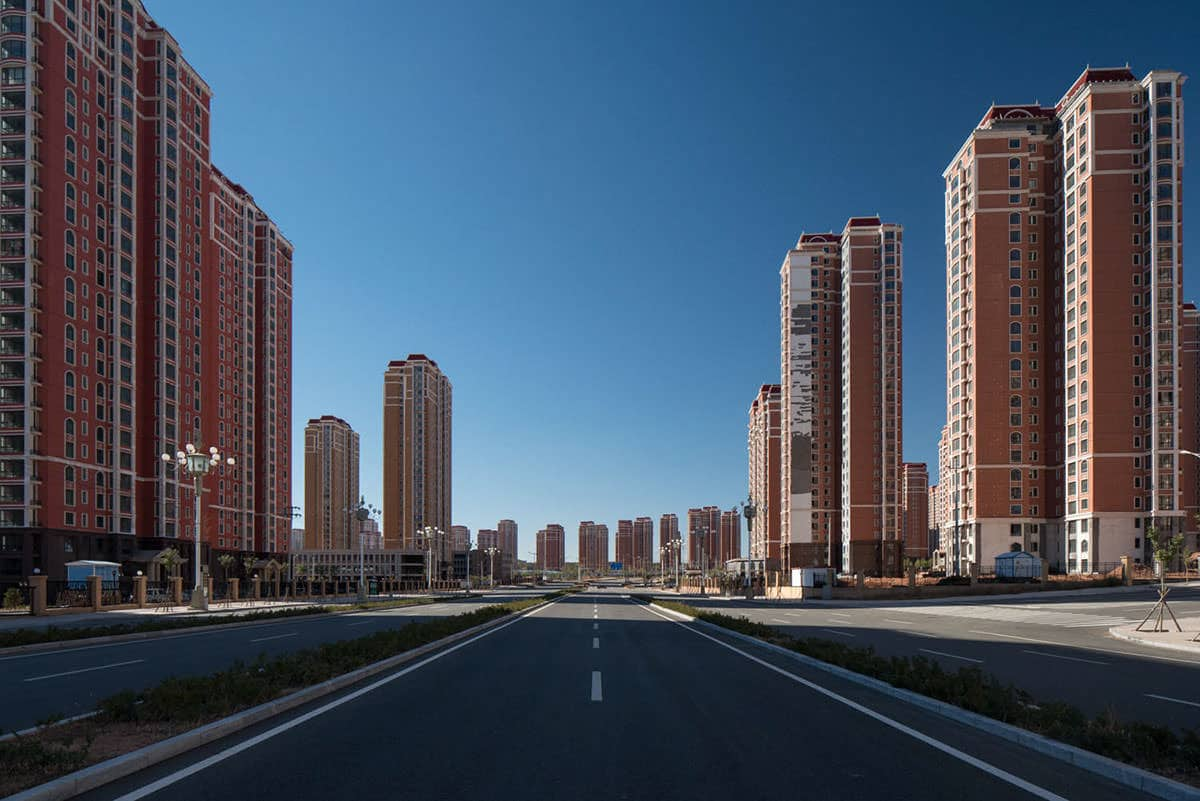 utopian city