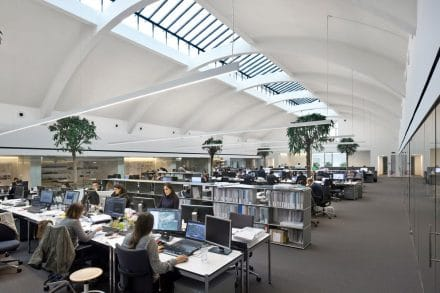main architecture firms in milan