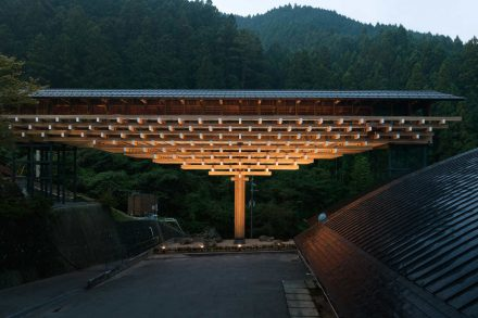Yusuhara Wooden Bridge Museum
