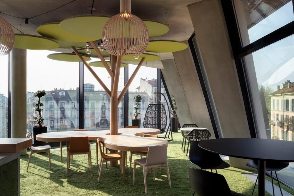 Microsoft House, Interior Design by DEGW/Lombardini22   Archiobjects