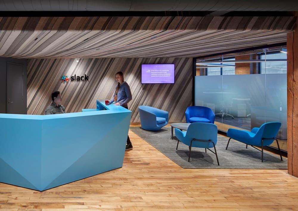 Slack Canada Office