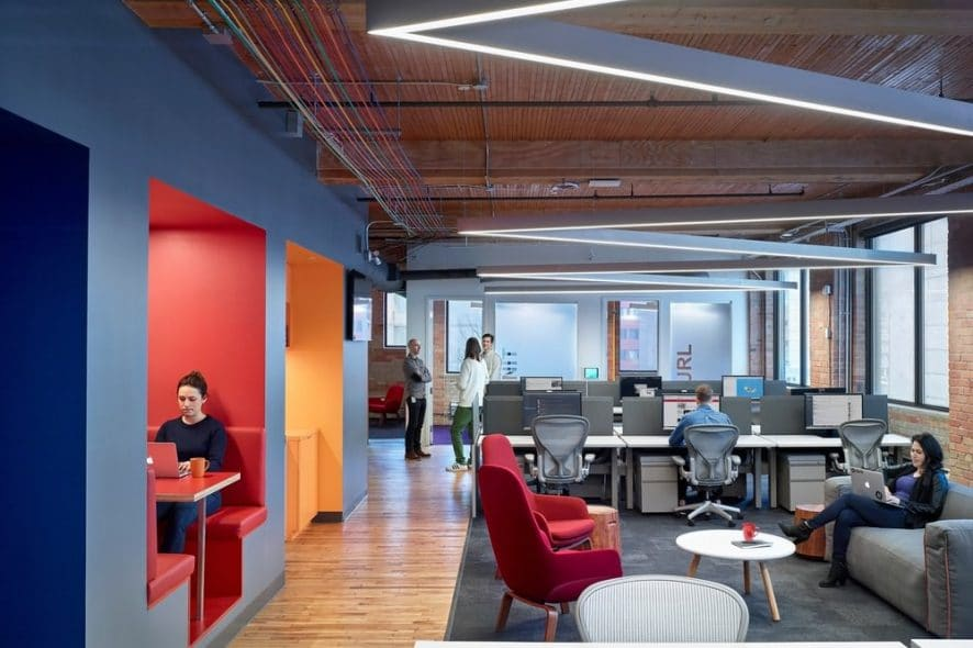 Slack Toronto Office