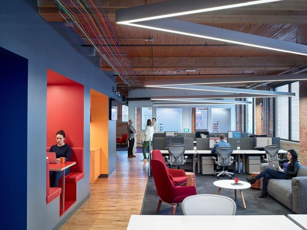 Slack Toronto Office By Dubbeldam Architecture Design Archiobjects