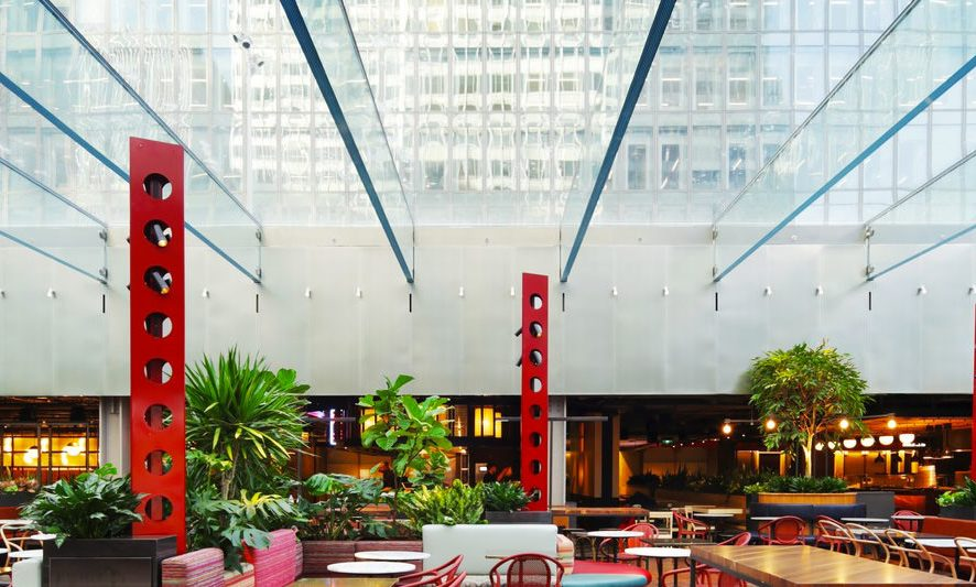Le Cathcart Restaurants